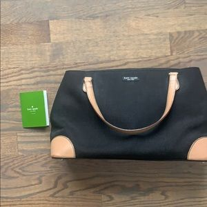 Vintage Kate Spade Structured Handbag